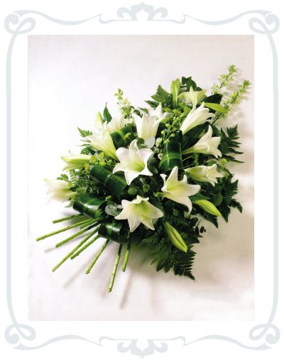 Leeds Funeral Services - Floral Tributes